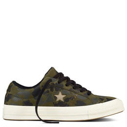 ONE STAR CAMO GREEN 159703C