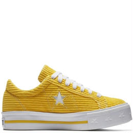 mademe ONE STAR PLATFORM YELLOW 561393C