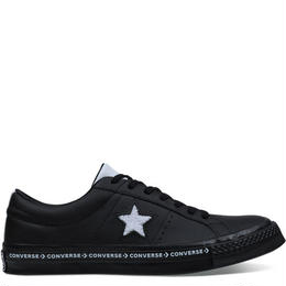 ONE STAR PIN STRIPE BLACK 159721C