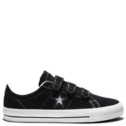 CONS 3V SUEDE BLACK 162518C
