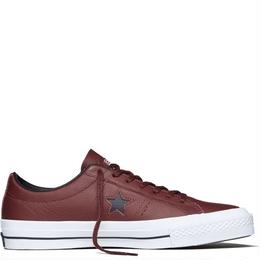 CONS LUNARON LEATHER RED 153715C