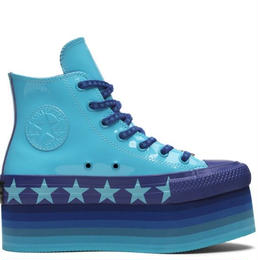ALL STAR PLATFORM MILEY CYRUS BLUE 563724C