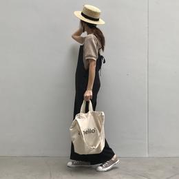 バックリボンオールインワン【クリックポスト対象商品】