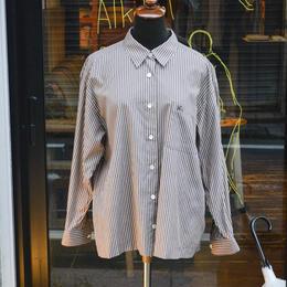 BURBERRY レディスストライプシャツ