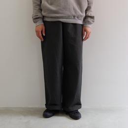 THE HINOKI / 綿毛馬布のイージーパンツ