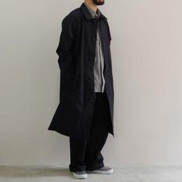 THE HINOKI / 綿毛馬布のバルマカーンコート