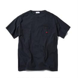 CHERRY BOY POCKET TSHIRT (BLACK)【CC18SS-030】