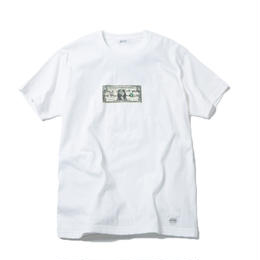 A PIECE OF PAPER TSHIRT  (WHITE) 【CC18SS-029】