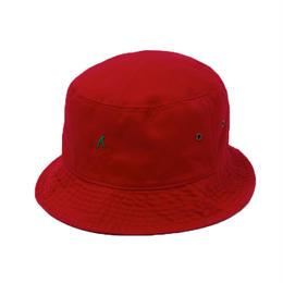 CHERRY BOY BUCKET HAT  (RED)【CC18SS-033】