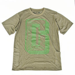 【数量限定商品】CURRENT×INTO THE LOCAL 『PAISLEY[C] TEE』