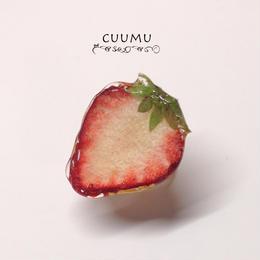 苺まるごとリング #01