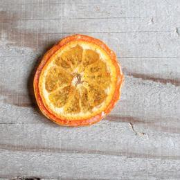 オレンジのブローチ ♯01