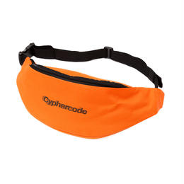 SHADOW LOGO WAISTBAG ORANGE