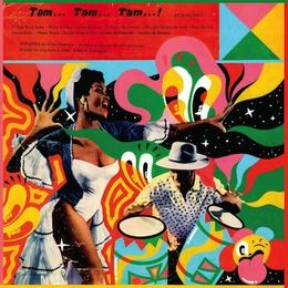 (LP) SONZEIRA / TAM TAM TAM REIMAGINED       <world / brazil>
