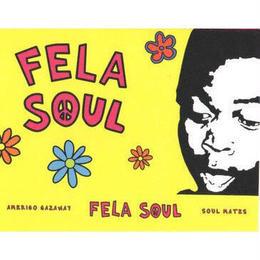 (TAPE) Fela Soul  (Fela Kuti + De La Soul) / Fela Vs De La Soul -Cassette Tape- <afro / rap >