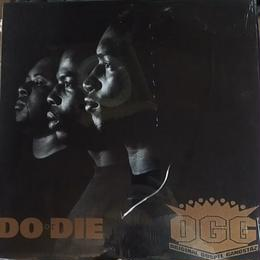 (LP / used) Original Gospel Gangstaz ‎/ Do Or Die   <HIPHOP / G-RAP>