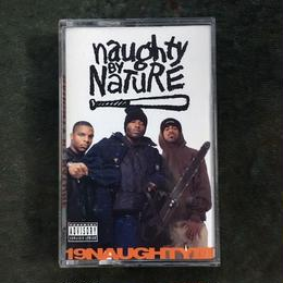 (TAPE) Naughty By Nature ‎/  19 Naughty III   <HIPHOP / RAP>