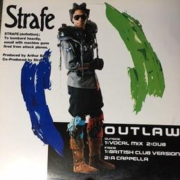 """(12"""" / used) Strafe /  Outlaw   <electro / boogie>"""