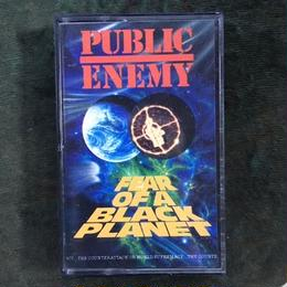 (TAPE) PUBLIC ENEMY / Fear of a Black Planet  <HIPHOP / RAP>