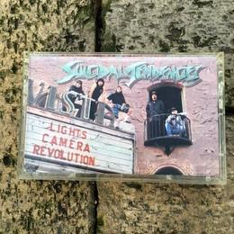 (TAPE) Suicidal Tendencies ‎/ Lights Camera Revolution  <rock / Thrash>