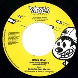 "(7"") BLACKMOON / I Got Cha Opin Remix <HIPHOP / RAP>"