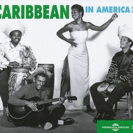 (3CD) VARIOUS ARTISTS / Caribbean In America 1915-1962   <carib / jazz>