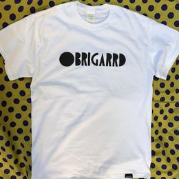 (T-shirts) mobbile deepsco  OBRIGARRD初期ロゴ Tee  白M / L / XL /XXL