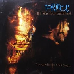 "(12"" / used) PRINCE / If I Was Your Girlfriend   <FUNK / Soul / Boogie>"