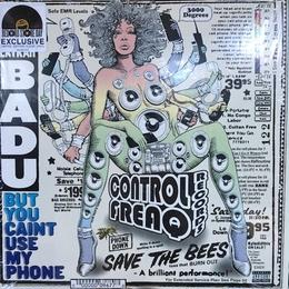 (LP/ used) ERYKAH BADU / But you caint use my phone   <R&B / soul>