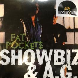 "(7"") Showbiz & A.G Fat Pockets (Street Version) / Catchin' Wreck  <HIPHOP / RAP>"
