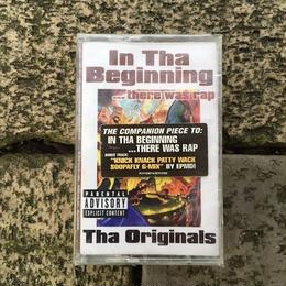 (TAPE) Various / In Tha Beginning...There Was Rap   <HIPHOP / RAP>