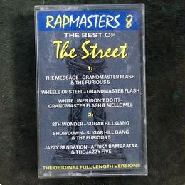 (TAPE) Various / Rapmasters 8: The Best Of The Street    <HIPHOP/RAP>