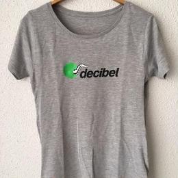 (T-shirts) dBL × D.F SQEZ  Tee - grey - XS size