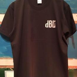 (T-shirts) dBL classic logo-Tee  -Black-