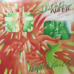 (LP / used) Sly & Robbie ‎/  Rhythm Killers   <reggae / Electronic>
