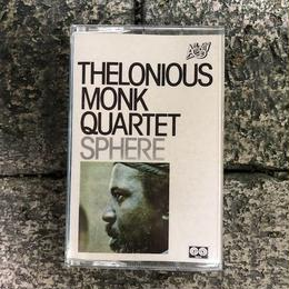 (TAPE) THELONIOUS MONK QUARTET / Sphere   <JAZZ>