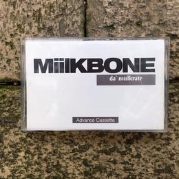 (TAPE) Miilkbone /  Da' Miilkrate   <HIPHOP / RAP>