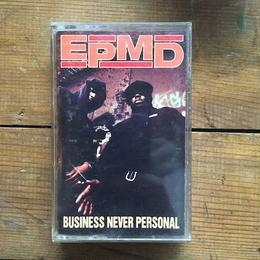 (TAPE/used) EPMD / Business Never Personal   <HIPHOP / RAP / used>