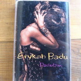 (TAPES) ERYKAH BADU / Baduizm