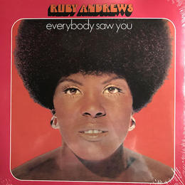 (LP) Ruby Andrews / Everybody Saw You   <soul / boogie>