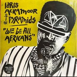 (LP) Idris Ackamoor & The Pyramids / We Be All Africans   <world / afro>