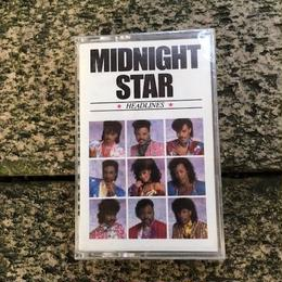 (TAPE) Midnight Star ‎/  Headlines   <SOUL / DISCO / Boogie>