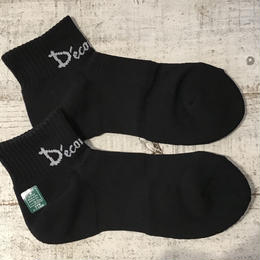 D17001《Ancre Socks》C/#  BLACK