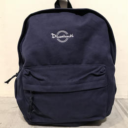D17022《 Back Pack》 C/# NAVY