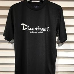D17013《Basic Dry Shirts》C/# BLACK