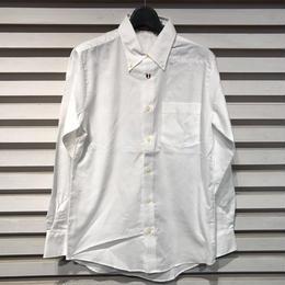 D15-SH-001 《Oxford Y Shirts》C/# WHITE