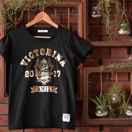 コットンTシャツ2017(Black)