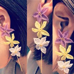 Oya Pierced earrings