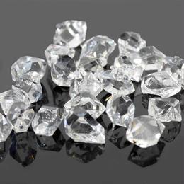 ☆星に願いをセット 【夢の種】小さなハーキマーダイアモンドを運ぶアルパカさん☆彡