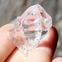 ☆星に願いをセット【夢の種】ハーキマーダイヤモンド大を運ぶトナカイさん☆彡②